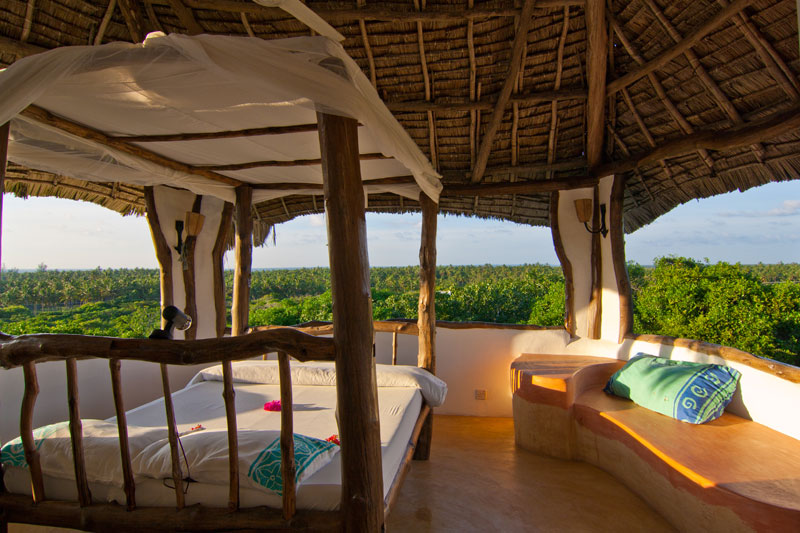 Fantastic tree-top villa in Watamu, Kenya