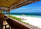 Absolute Beachfront Bungalows for 2 to 10 guests on Zanzibar