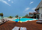 African Style Luxury Villa on the beach in Zanzibar